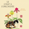 Couverture Le chat à l'orchidée Editions L'Archipel 2015