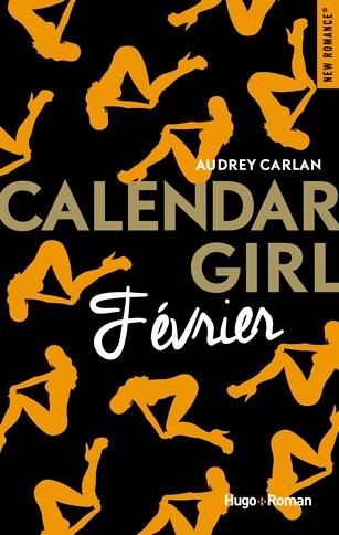 Couverture Calendar girl, tome 02 : Février