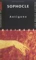 Couverture Antigone Editions Les Belles Lettres (Classiques en poche bilingue) 1997
