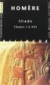 Couverture L'Iliade / Iliade Editions Les belles lettres (Classiques en poche bilingue) 2002