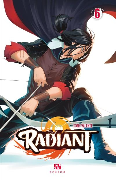 Couverture Radiant, tome 6