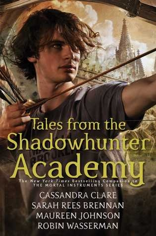 Couverture The Mortal Instruments : Tales from Shadowhunter Academy, intégrale