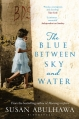 Couverture Le bleu entre le ciel et la mer Editions Bloomsbury 2015