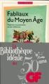 Couverture Fabliaux du Moyen Age Editions Flammarion (GF - Bilingue) 2014
