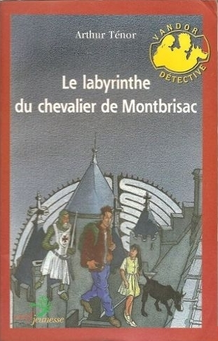 Couverture Le labyrinthe du chevalier de Montbrisac