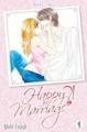 Couverture Happy Marriage ?!, double, tome 4 Editions Kazé (Shôjo) 2016