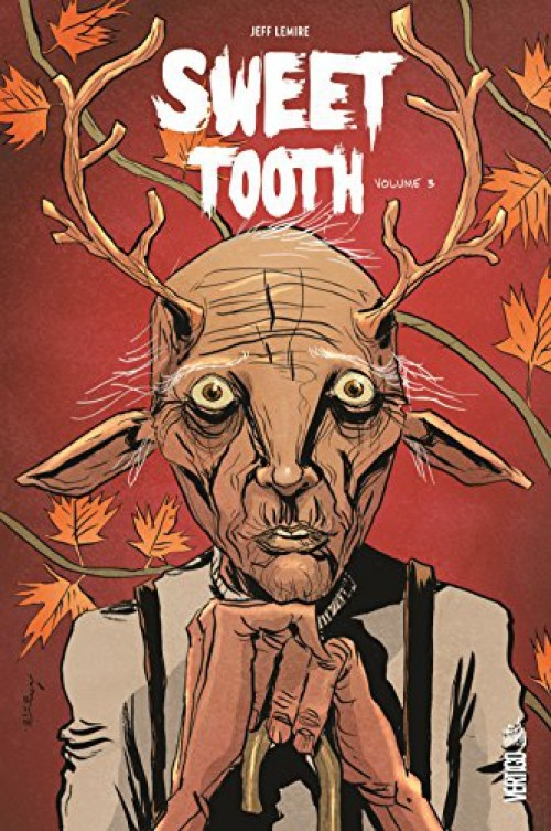 Couverture Sweet Tooth (Urban), tome 3