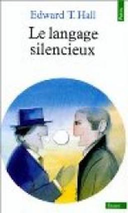 Couverture Le langage silencieux