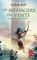 Couverture Les messagers des vents / La saga des quatre éléments, tome 1 : Les messagers des vents Editions J'ai Lu (Fantastique) 2017