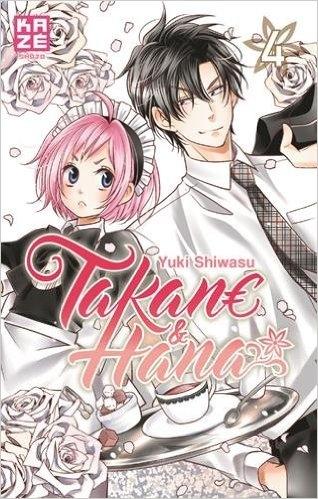 Couverture Takane & Hana, tome 04