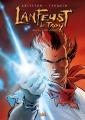 Couverture Lanfeust de Troy, tome 8 : La bête fabuleuse Editions Soleil 2000