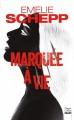 Couverture Marquée à vie Editions HarperCollins (Noir) 2017