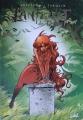 Couverture Lanfeust de Troy, tome 6 : Cixi Impératrice Editions Soleil 1998