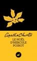 Couverture Le Noël d'Hercule Poirot Editions Le Masque 2012