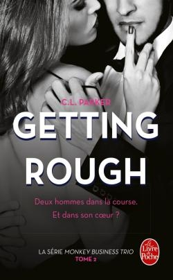 Couverture Monkey business trio, tome 2 : Getting rough