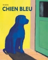 Couverture Chien bleu Editions Lutin poche 1991