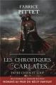 Couverture Les chroniques écarlates : Entre chien et loup Editions Fantasy-editions.rcl 2017