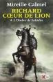 Couverture Richard coeur de lion, tome 1 : L'Ombre de Saladin Editions XO 2016