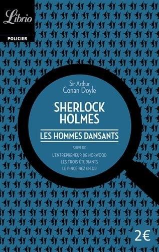 Couverture Sherlock Holmes : Les hommes dansants