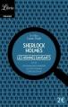 Couverture Sherlock Holmes : Les hommes dansants Editions Librio (Policier) 2016