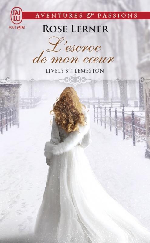 Couverture Lively St. Lemeston, tome 2 : L'escroc de mon coeur