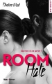Couverture Room hate / Colocataires malgré nous Editions Hugo & cie (New romance) 2017