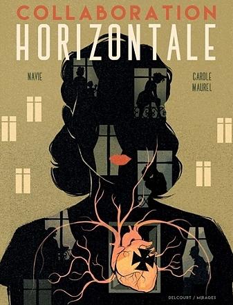 Couverture de la bande dessinée Collaboration horizontale