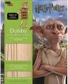 Couverture Dans les coulisses des films Harry Potter : Dobby et les elfes de maison Editions Gallimard  2016