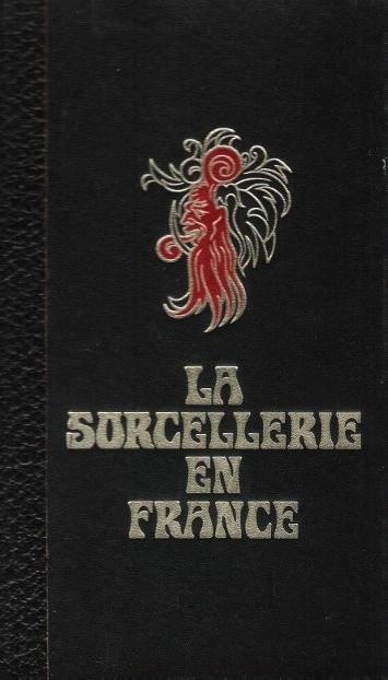 Couverture la sorcellerie en France