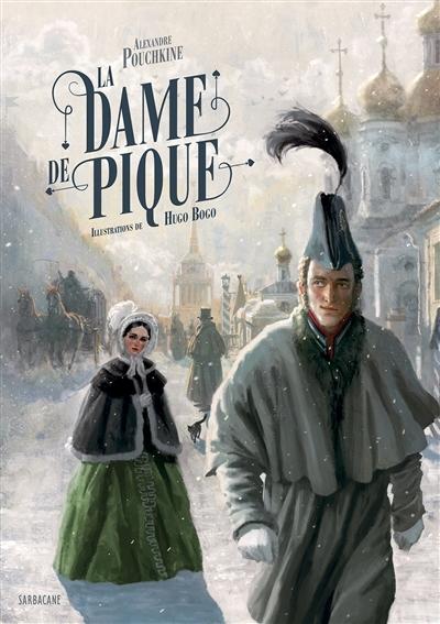 Couverture La Dame de Pique (album)
