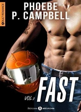 Couverture Fast, tome 1