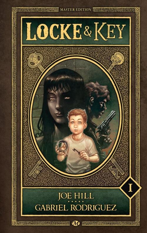 Couverture Locke & Key, tome 1 : Bienvenue à Lovecraft