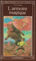 Couverture Les Chroniques de Narnia, tome 2 : Le Lion, la sorcière blanche et l'armoire magique Editions Flammarion 1980