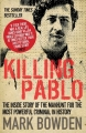 Couverture Killing Pablo Editions Atlantic Books 2012
