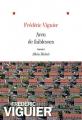 Couverture Aveu de faiblesses Editions Albin Michel 2017