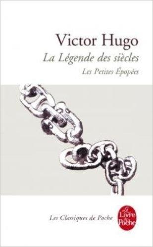 Couverture La légende des siècles : Les petites épopées