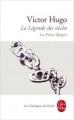 Couverture La légende des siècles : Les petites épopées Editions Le Livre de Poche (Les Classiques de Poche) 2011
