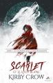 Couverture Scarlet et le Loup Blanc, tome 1 : Le colporteur et le roi des bandits Editions MxM Bookmark 2016