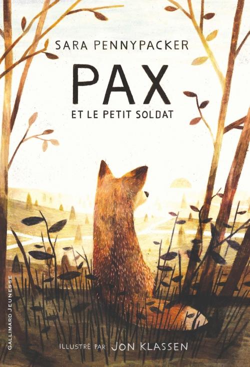 Couverture Pax et le petit soldat