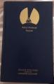 Couverture Poésies, Une saison en enfer, Illuminations Editions Grands Ecrivains 1984
