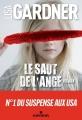Couverture Le saut de l'ange Editions Albin Michel 2017