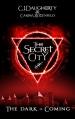 Couverture Le feu secret, tome 2 : La cité secrète Editions Atom Books 2016