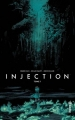 Couverture Injection, tome 1 Editions Urban Comics (Indies) 2017