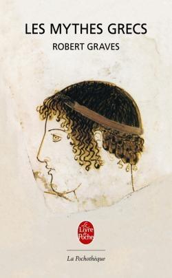 Couverture Les mythes grecs