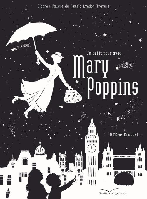 Couverture Un petit tour avec Mary Poppins