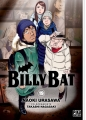 Couverture Billy Bat, tome 19 Editions Pika (Seinen) 2016