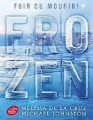 Couverture Frozen, tome 1 Editions Le Livre de Poche (Jeunesse) 2016