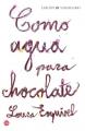 Couverture Chocolat amer Editions Punto de Lectura 2014