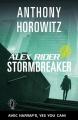 Couverture Alex Rider, tome 01 : Stormbreaker Editions Harrap's 2015