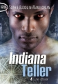Couverture Indiana Teller, tome 4 : Lune d'hiver Editions Michel Lafon (Poche) 2016